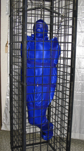 Caged Blue Mummy Bag (front view)s.jpg